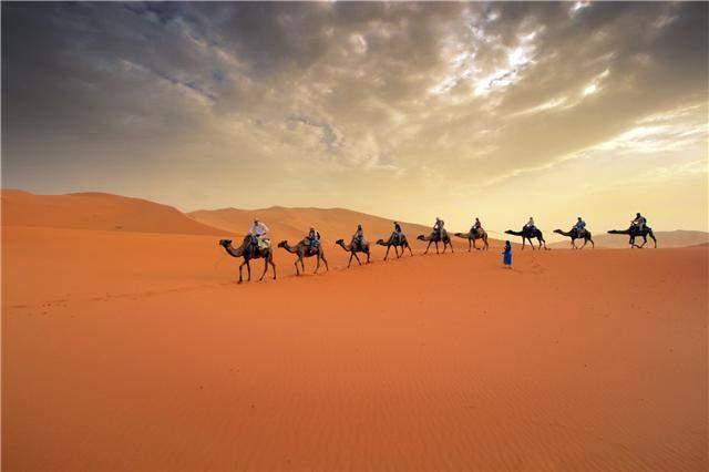 camp-desert-merzouga