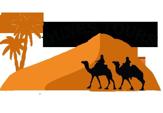 logo dunes tours