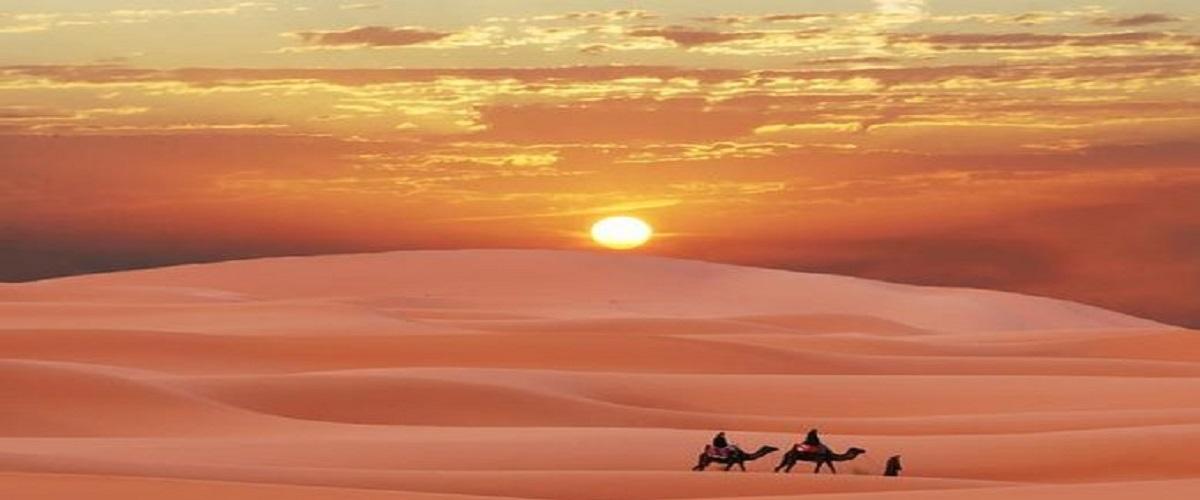 Camel Trek 3 Night in Desert Sahara