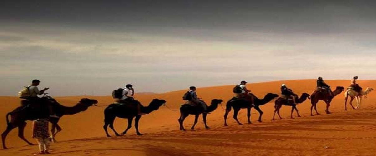 8 Days From Marrakech to Desert